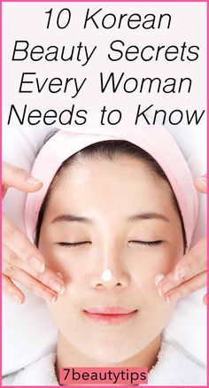 Korean Beauty Secrets for Flawless Skin