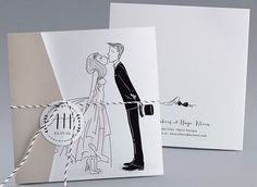 Faire-part de mariage M40-008