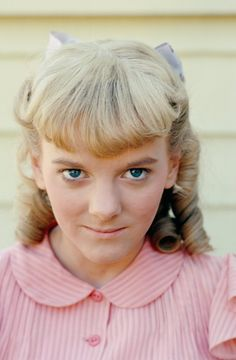 Alison Arngrim spent eight years playing Nellie Oleson. And today we wish her a very Happy Birthday! We hope your day is grand!