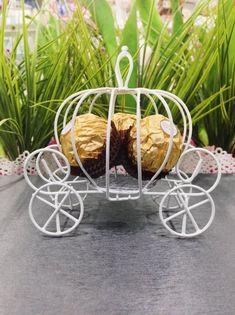 Cinderella pumpkin carriage princess carriage Wedding favor box idea pumpkin  wedding decorations wed 3c4e38f4d