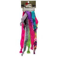 Fashion Tidbits Elastic Hair Bands & Ties - $4.99 ~ Hobby Lobby