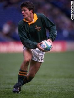 The life of rugby player Joost van der Westhuizen is the stuff films are made of -- literally. Springbok Rugby Players, Australian Football, Rugby Men, My Childhood Memories, Real Man, Rugby Teams, South Africa, Soccer, Feb 2017