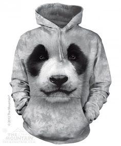 Big Face Panda - Bluza The Mountain - www.veoveo.pl - bluzy z nadrukami