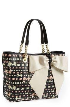Betsey Johnson Tote available at #Nordstrom