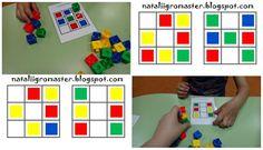 Magic Squares pour enfants d'âge préscolaire :: Jeux que les enfants jouent et I