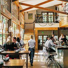 Pedalers Fork restaurant - Calabasas, CA