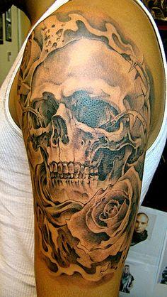 jose lopez tattoo flash | Tattoo Artists Profile ~ Tattoo Tony & Jun Cha |