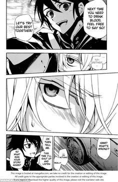 Manga Owari no Seraph - Chapter 37 - Page 24