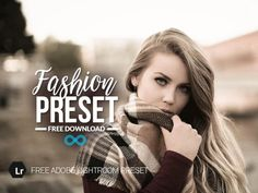 We are pleased to give away this free Fashion Photography lightroom preset from our fashion collection - Perfect for Fashion, Beauty & Glamour Photography Glamour Photography, Photography Tips, Fashion Photography, Photography Business, Portrait Photography, Free Cosplay, Professional Photographer, Professional Portrait, Beauty Photos