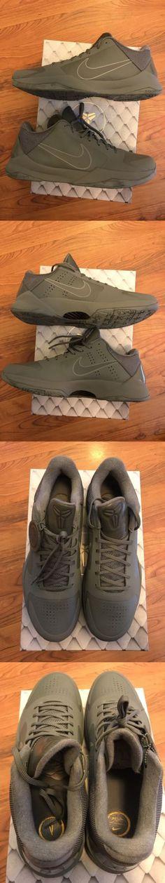 Men 158971: Nike Zoom Kobe V Ftb Size 12 Fade To Black Prelude -> BUY IT NOW ONLY: $310 on eBay!