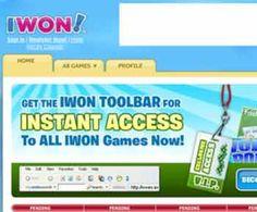 Play free games at iWon.com