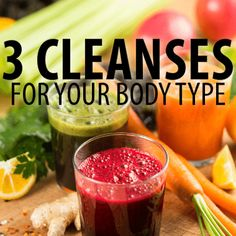 Which cleanse will get you results? Cleanse expert Dr Alejandro Junger showed Dr Oz how you can choose a cleanse like the Gut Flush based on your body type.