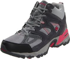 "Columbia Women's Wallawalla 2 Mid Ot Wmns Trail Shoe,Castlerock/Bright Rose,10.5 M US Columbia. $37.14. Leather and fabric. Made in Indonesia. Shaft measures approximately 4"" from arch. Heel measures approximately 1.25"". Rubber sole. Save 56%!"