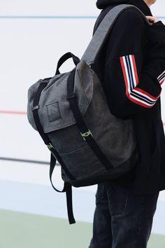 88b9fed3bf Laptop Backpack Rucksack Mens Backpack Backpack Canvas Σακίδιο Ταξιδίου