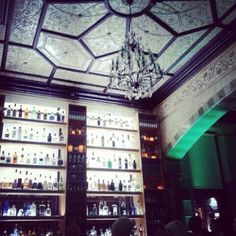 Gin71 is Glasgow's first dedicated Gin bar with over 71 different Gins from around the world
