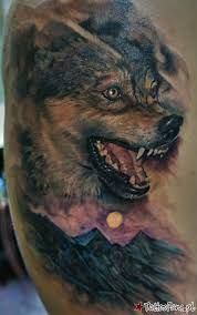wilk tatuaż - Szukaj w Google