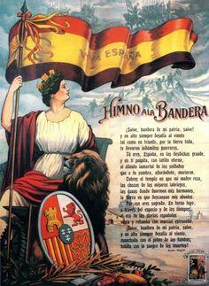 Búscame en el ciclo de la vida San Gabriel, Red Sonja, Inca, Party Poster, Madrid, Spanish, Folk, War, Painting