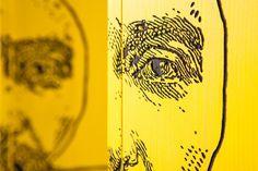 Frutto baffuto – дизайн этикетки лимонного ликера от RA GORDOST