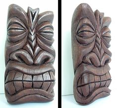Tiki Pendant 1 by tflounder on DeviantArt