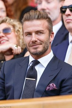 Goldenballs tarnished? Beckham and his PR machine have been left reeling after Friday's re...