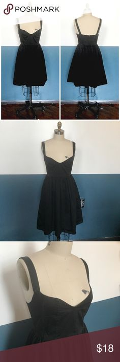 """hourglass dita von teese inspired goth sun dress about a modern size 8/10 - boning in bust! very low cut! 32-34"""" bust, 28-29"""" waist, full hips, 37"""" long. perfect for corset training Aqua Dresses"""