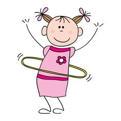 """Hula Hoop games for kids - would work for """"belt of truth"""" day"""