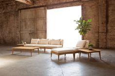 Drift Collection Deep Seating from Brown Jordan. #OutdoorFurniture #Florida #WestPalm #Patio #Furniture