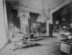 Hofburg Toilettenzimmer um 1920