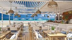See Egypt's historic beach hotel that's going contemporary Beach Hotels, Hotels And Resorts, Gamal Abdel Nasser, Ootd, Egypt, Table Decorations, Contemporary, Building, Outdoor Decor