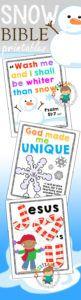 snowbibleprintables