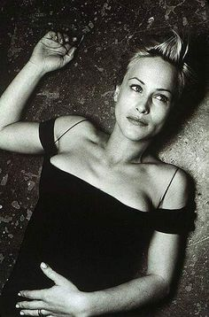 Patricia Arquette...HUGE Medium fan! Plus I loved her in Wildflower. Talented family.