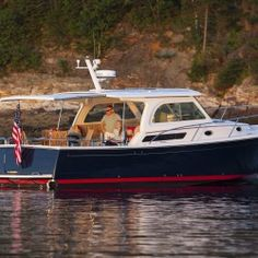 New yacht designs, dock dogson tap at annual Rockland boat show