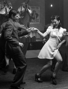 Dance, like everybody's watching.