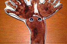 activité-manuelle-hiver-empreintes-mains-pied Canada, Tour, Centre, Public, Wednesday, Hunting