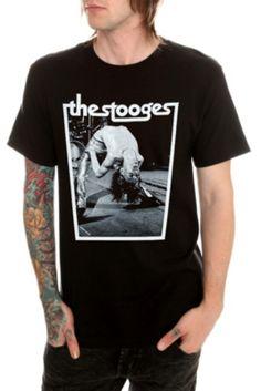 The Stooges Backbend T-Shirt