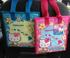 ABC stores in HAWAII...so cute!!! I'm sure my Granddaughter will want one of these ~ she loves Hello Kitty!