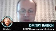11 Dmitry Babich - - Online Vigil in support of Julian Assange,.