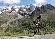 2011 Stage 18; what an amazing effort Andy Schleck made today.  Sorry to see he didn't get the yellow jersey.