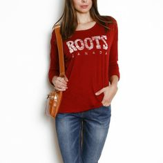 Roots - Roots Canada T-shirt