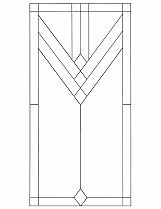 glass pattern 607