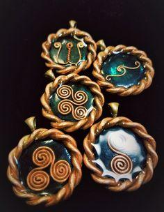 Elementals Pendants