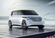 Leuke Volkswagen BUDD-e als voorloper nieuwe generatie elektrische voertuigen #2