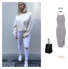 smooth by tina-gadze on Polyvore featuring polyvore fashion style Glamorous Puma 10 Crosby Derek Lam Charlotte Russe Thom Browne clothing