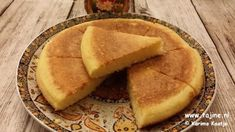 Morrocan Food, Arabic Food, Dessert Recipes, Desserts, Different Recipes, Couscous, Cornbread, Cake, Oven
