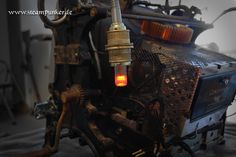 Steampunker - steampunk pc monitor by ~steamworker