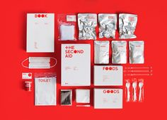 The Second Aid — The Dieline - Package Design Resource