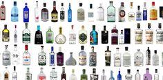 Gin Sorten: Wo ist der Unterschied?