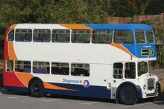 Stagecoach FLF at an Isle of Wight bus rally. Available as an image or as a poster