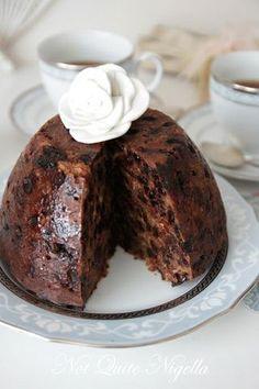 Queen Elizabeth II's Christmas pudding