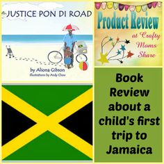 Crafty Moms Share: Book Review: Justice pon di Road by Aliona Gibson